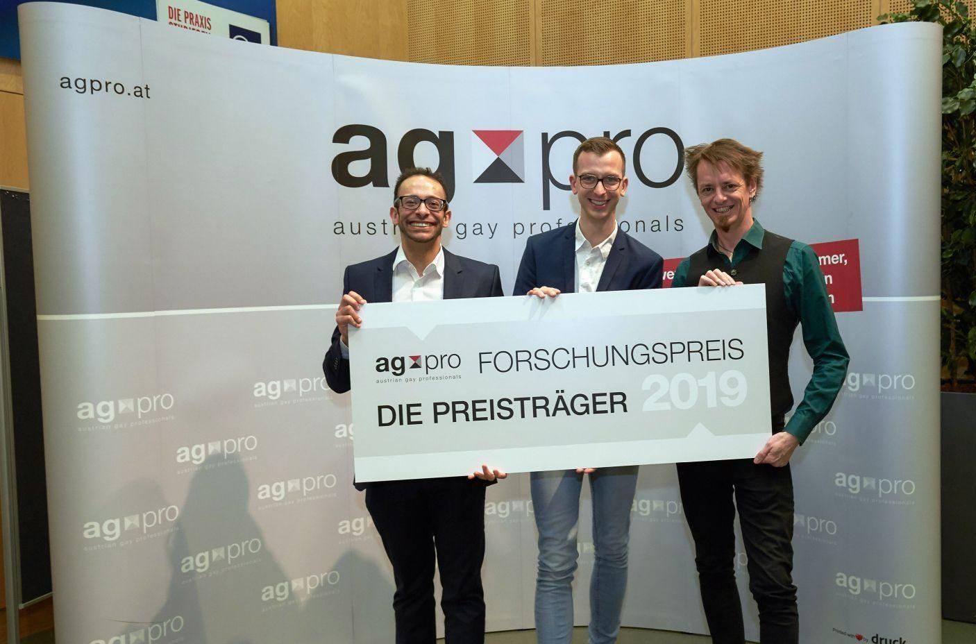 pridebiz_verleihung 11. Forschungspreis